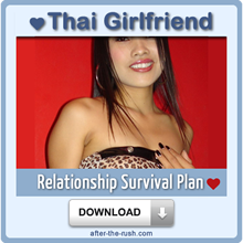 Thai girlfriend relationship plan.